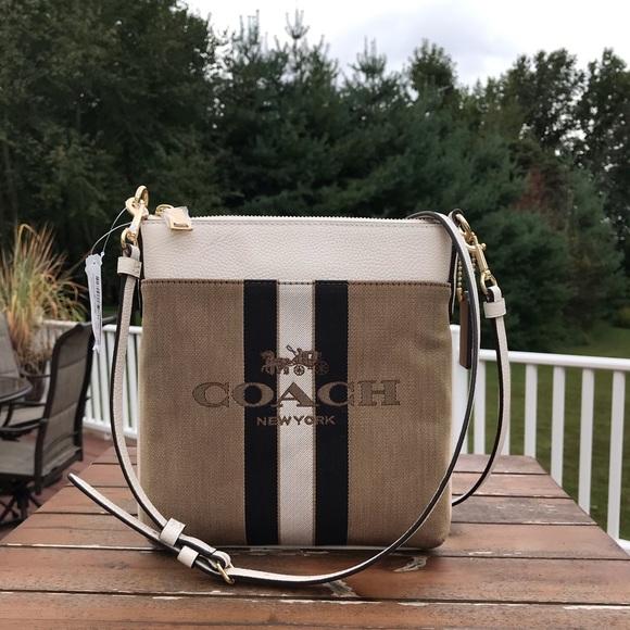 Coach Handbags - 🖤Sold🖤Coach Kitt Horse & Carriage